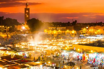 Marrakech Is the Must-See Place This Year
