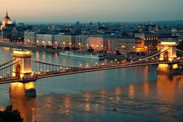 Budapest: A City for All Seasons