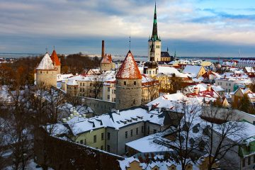 5 Best Winter Destinations: Cities Brought to Life Under Blankets of Snow