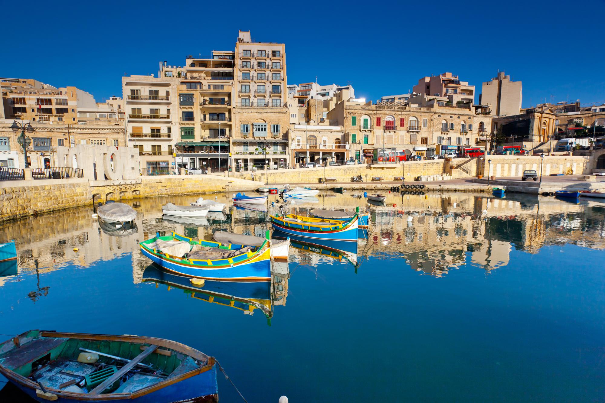 Ferry From Malta To Gozo Island