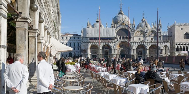 Saint Mark's Square, Venice