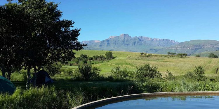 inkosana lodge south africa mountains