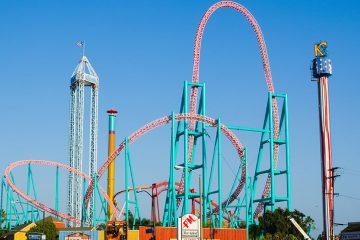 California Theme Parks: Splash, Ride and Explore to Your Heart's Desire