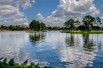 Epcot in Orlando, Florida