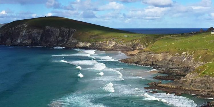 Dingle Peninsula, near Dingle town, Ireland