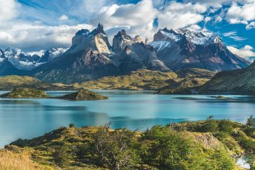 Torres del Paine National Park, Patagonia, Chile