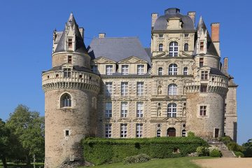 Chateau de Brissac exterior