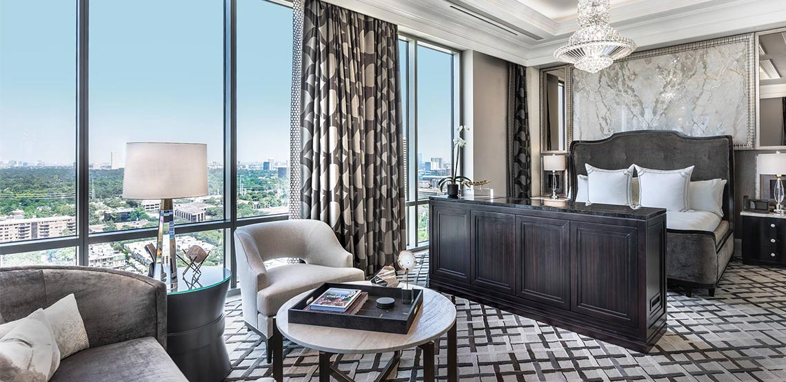 Suite in the Post Oak Hotel
