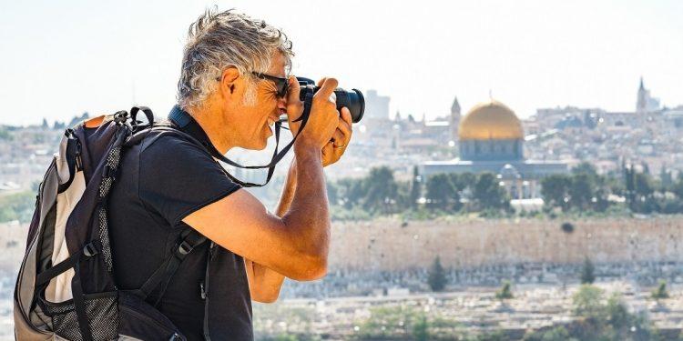 Touring Jerusalem