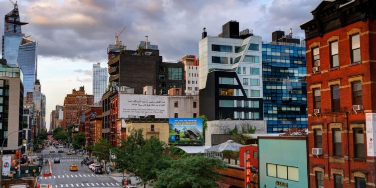 10th Avenue, Chelsea, NY