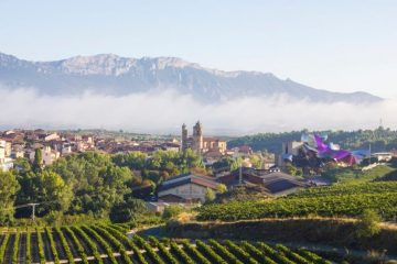La Rioja wine region