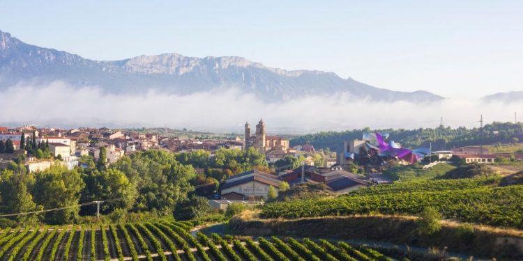 La Rioja wine region