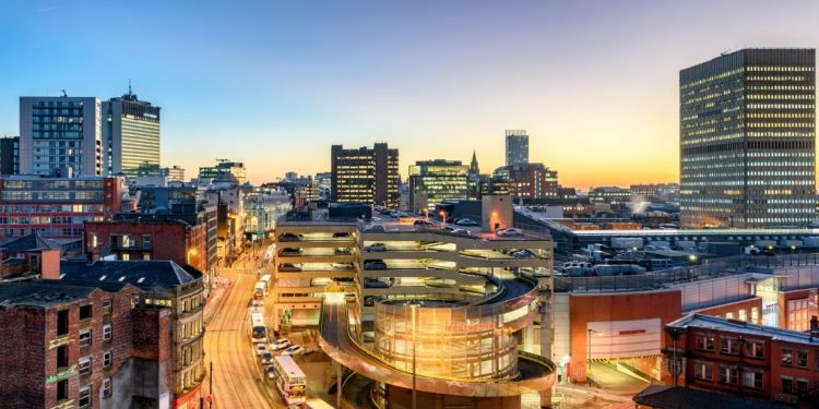 Manchester's City Center