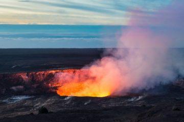 Kilauaua Crater