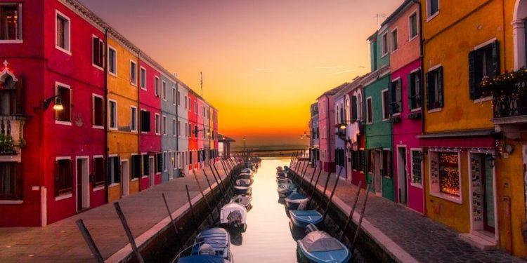 Vinice Italy.