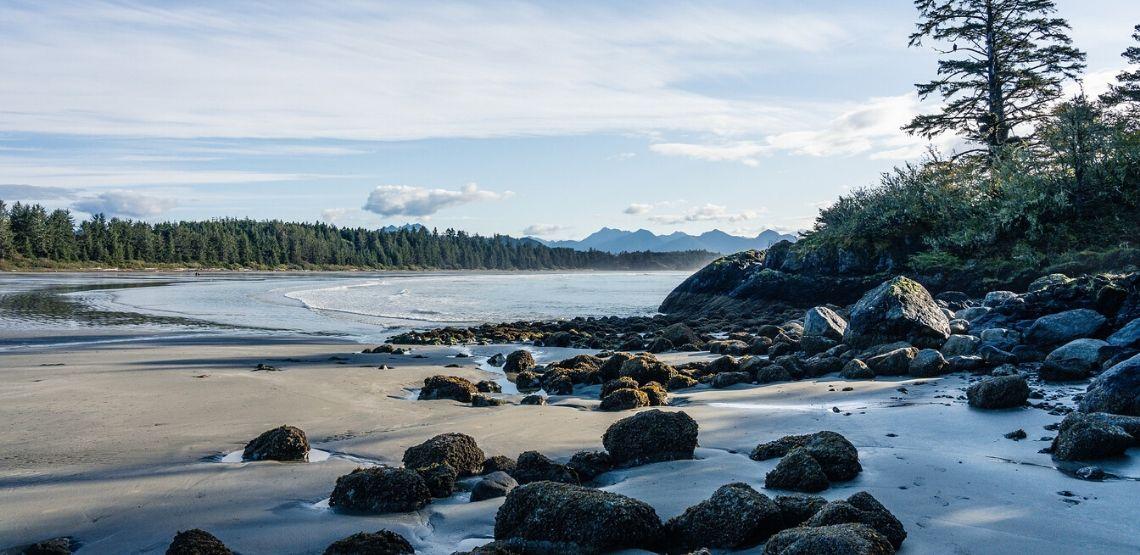 Vancourver beach.